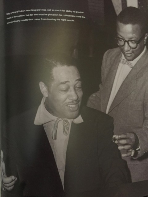 Duke Ellington & Billy Strayhorn.