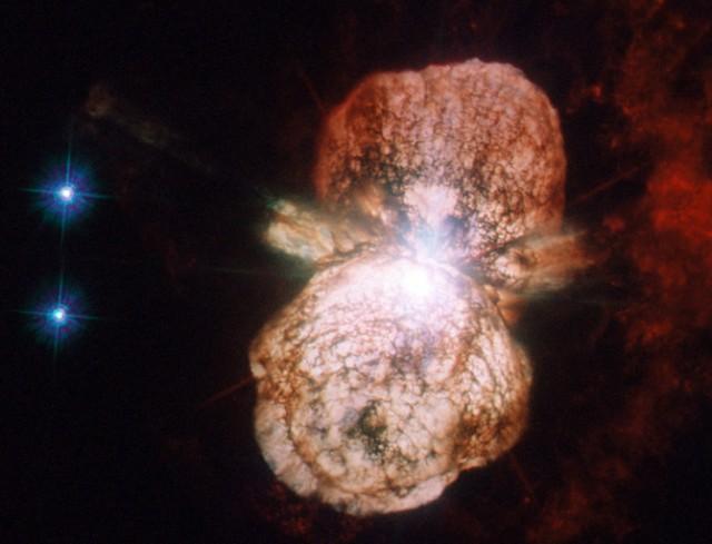 Eta Carinae (NASA photo)