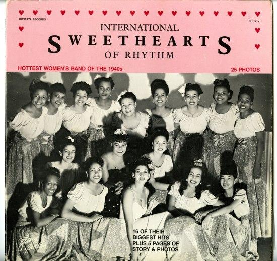 Black History Month: The International Sweethearts of Rhythm